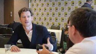 2015 Comic-Con Roundtable Interview Joseph Morgan (The Originals)