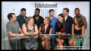 THE ORIGINALS cast interview for Intertainment Weekly Comic Con 2015