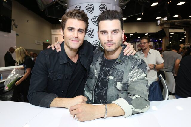 File:2016-07-23 WBSDCC Signing Paul Wesley Michael Malarkey.jpg