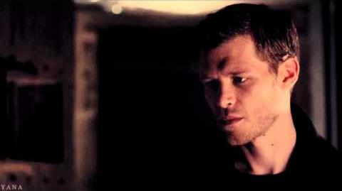 4x12 Klaus and Damon scene RE-MAKE with Caroline
