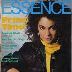 Essence — Aug 1988, United States, Jasmine Guy
