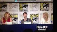 The Originals Full Panel SDCC 2013