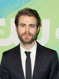 2016 The CW Upfront Paul Wesley
