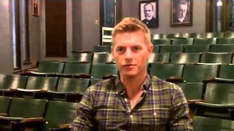 Rick Cosnett Teases The Vampire Diaries Season 5