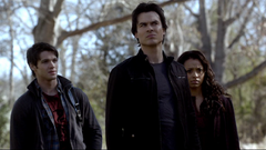 Jeremy, Damon & Bonnie