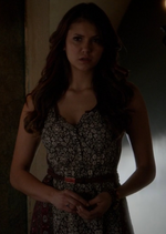 Ecote-tie-neck-tank-dress-and-the-vampire-diaries-gallery
