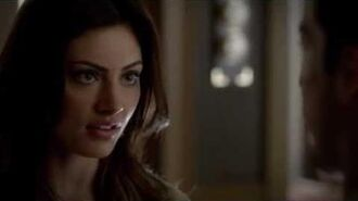 Vampire Diaries 4x03 The Rager - Hayley arrives in Mystic Falls at Tyler's House