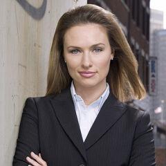Miachaela as A.D.A. Kim Greylek in Law and Order