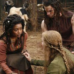 Ayana, Esther and Elijah
