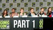 The Originals Panel Part 1 - Comic Con 2015-2