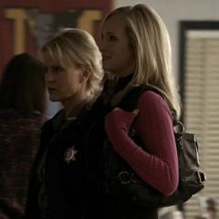 Elizabeth and Caroline
