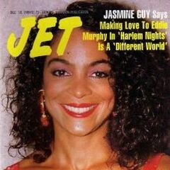 Jet — Dec 18, 1990, United States, Jasmine Guy