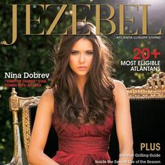 Jezebel — Jun 2010, United States, Nina Dobrev