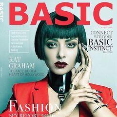 Basic — Jan 1016, United States, Kat Graham