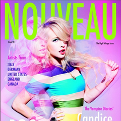 Nouveau #7: High Voltage — Jul 2013, United States, Candice Accola