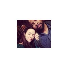 Cornell Willis with Annie Wersching