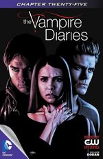 TVD Comic Twenty-Five