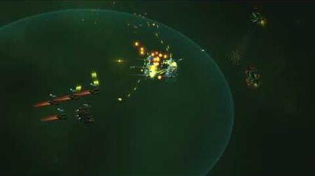 VEGA Conflict Alien Mobilization