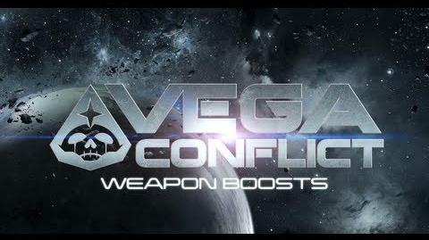 VEGA Conflict Weapon Boosts