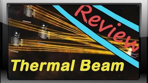 Vega Conflict - Thermal Beam Review