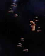 Devastation Event Fleet (Demon Corps Platoon 27-65)