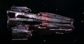 Apocrypha Cruiser battle