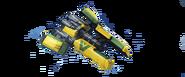 VEGA Conflict Heretic Cruiser Mk V (angle)