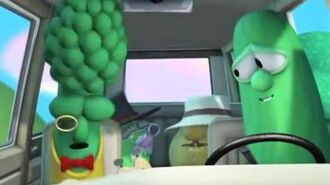 VeggieTales The Biscuit of Zazzamarandabo Silly Song