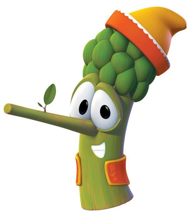 Pistachio Veggietales Kids Wiki Fandom