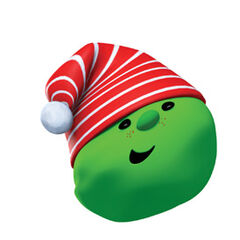 Phillipe as Elf Pea in MerryLarry and the True Light Of Christmas