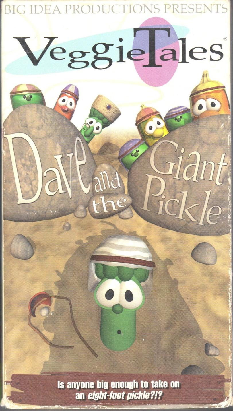quot dave and the giant pickle quot  veggietales it s for the big idea productions logo history big idea productions logo 2002