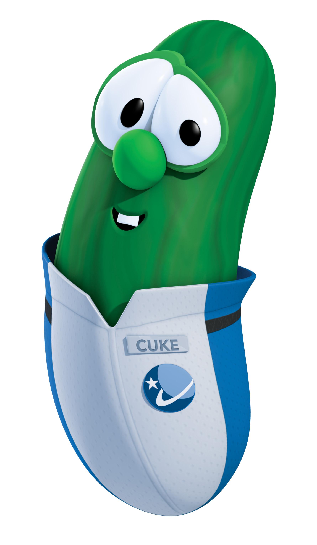 captain cuke veggietales its for the kids wiki