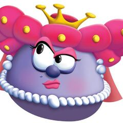 Madame Blueberry as Queen Blueberry in <i>