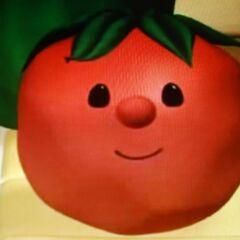 Jean-Claude as Bob The Tomato in