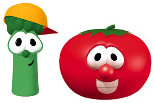 bob amp junior veggietales its for the kids wiki