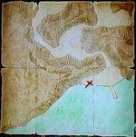 Jailers Treasure Map