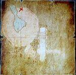 Pirate Takers Treasure Map