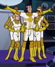 Mr. Polygamy arms
