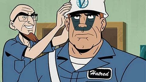 The Venture Bros. Sneak Peek What Color is Your Cleansuit?