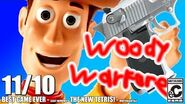 CALL OF DUTY ON MACARONI!! - Gmod Woody Warfare Toy Story Mod (Garry's Mod)