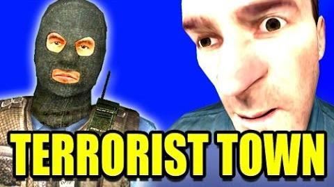 Gmod TROUBLE IN TERRORIST TOWN 4-Player Multiplayer 2!