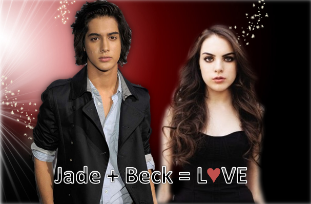 Beck and jade hookup in real life