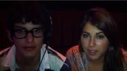 Matt and Daniella