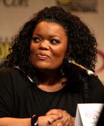Yvette Nicole BrownComicCon