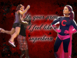 Superherocandre
