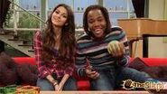 Tori, andre and green ball