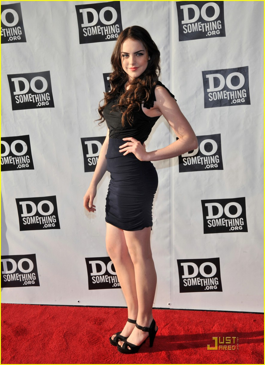 Image - Elizabeth-gillies-do-something-04.jpg | Victorious ...