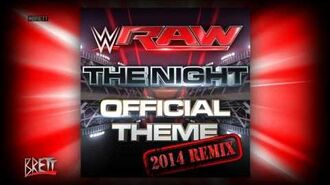 """WWE """"The Night"""" (2014 Remix) iTunes Release by CFO$ ► Monday Night RAW NEW Theme Song-1"""