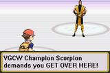 Red vs Scorpion 2