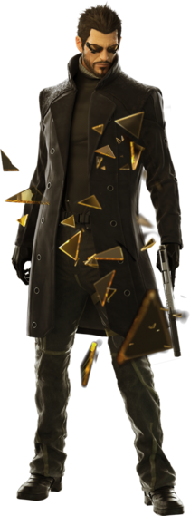 Adam Jensen (Real)